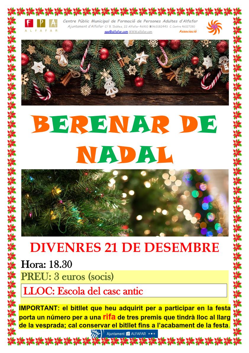 BERENAR DE NADAL